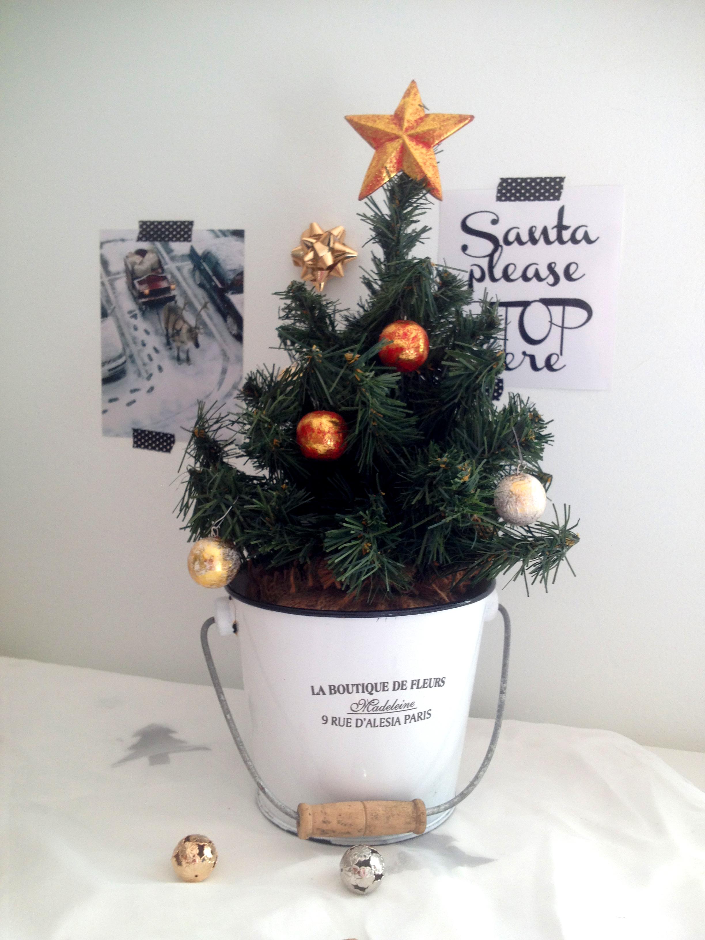 Christmas Decoration Small Christmas Tree
